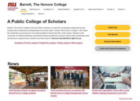 barretthonors.asu.edu