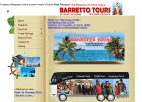 barrettotours.com