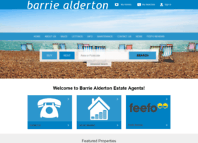 barriealderton.co.uk