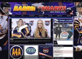 barriejrsharks.com