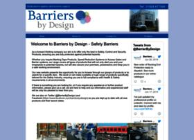 barriersbydesign.com