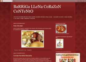 barrigallenacorazoncontento.blogspot.com