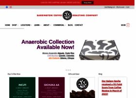 barringtoncoffee.com
