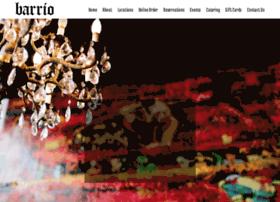 barriotequila.com