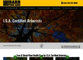 barrtreecare.com