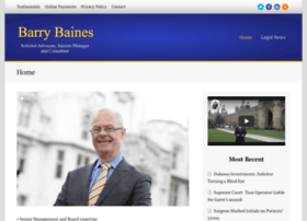 barrybaines.co.uk