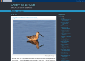 barrythebirder.blogspot.com