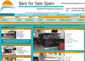 barsforsalespain.co.uk
