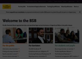 barstandardsboard.org.uk