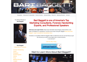 bartbaggett.com