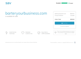 barteryourbusiness.com