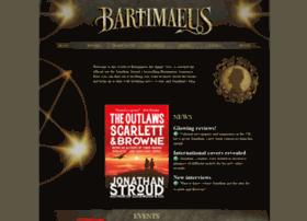 bartimaeusbooks.com