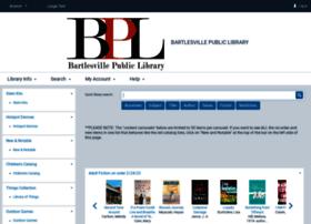 bartlesville.polarislibrary.com