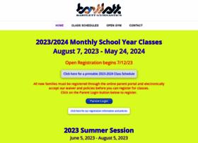 bartlettgymnastics.com