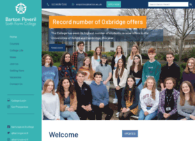 barton-peveril.ac.uk