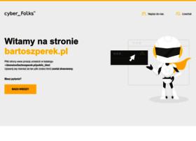 bartoszperek.pl