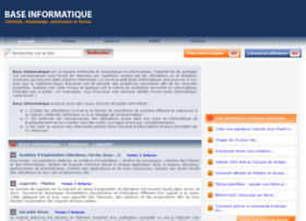 base-informatique.com