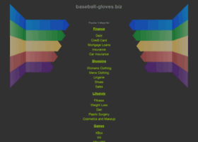 baseball-gloves.biz