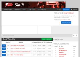 baseball.fantasyscore.com