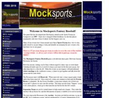 baseball.mocksports.com