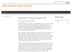 baseballbatshub.drupalgardens.com