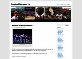 baseballbetweenus.com