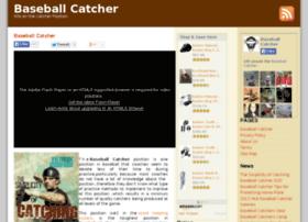 baseballcatcher.org