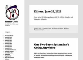 baseballcrank.com