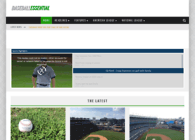 baseballessential.com