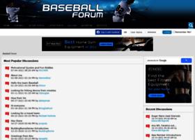 baseballforum.com