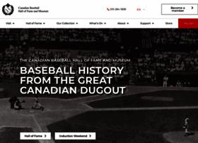 baseballhalloffame.ca
