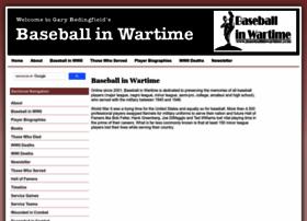 baseballinwartime.com