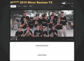 baseballpanthers.com