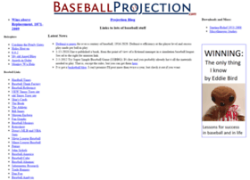 baseballprojection.com