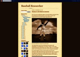 baseballresearcher.blogspot.com