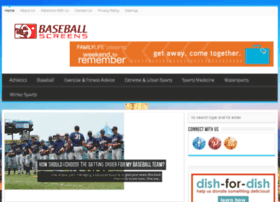 baseballscreens.com
