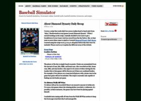 baseballsimulator.com