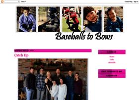 baseballstobows.blogspot.de