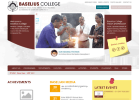 baselius.ac.in