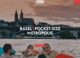 baseltourismus.ch