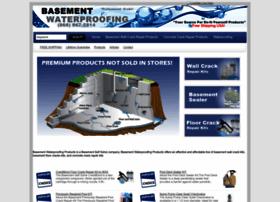 basement-waterproofing-products.com