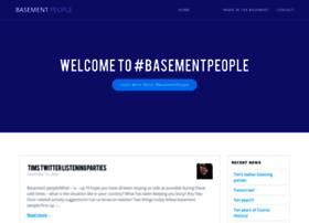 basementpeople.joeblakey.com