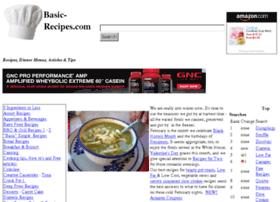 basic-recipes.com