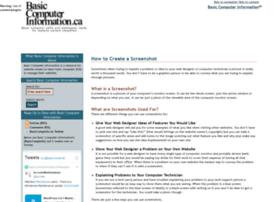 basiccomputerinformation.ca
