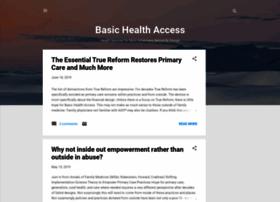 basichealthaccess.blogspot.com