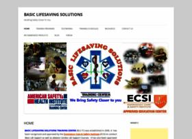basiclifesaving.org
