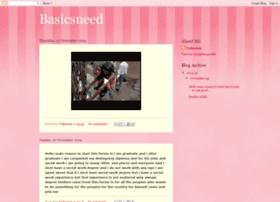 basicsneed.blogspot.in