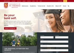 basil.stthom.edu