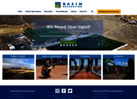 basinrecreation.com