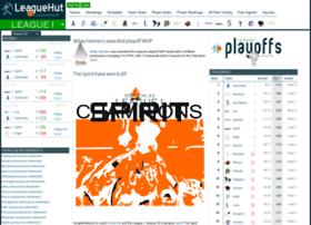 basketball.leaguehut.com
